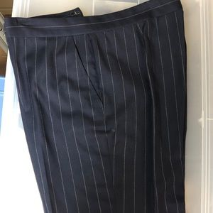 Ralph Lauren Black Label pinstripe pant